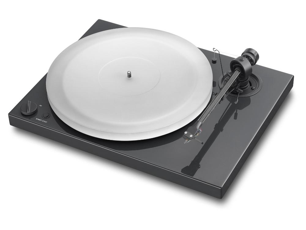 Pro-Ject 1Xpression III Comfort Gramofon analogowy, regulacją obrotów i krańcowym wyłącznikiem + wkładka Ortofon 2M-RED Polska Gwarancja