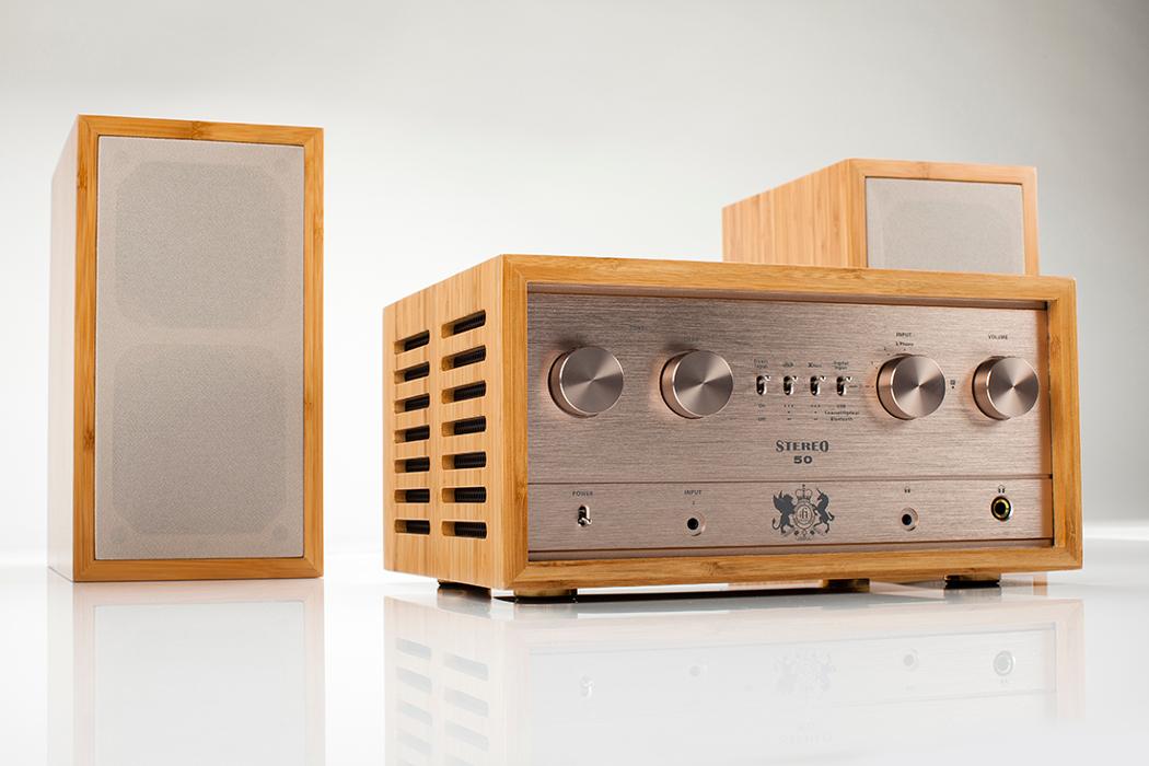 Ifi Audio Retro 50 (Retro50) Zestaw Stereo 50 + LS3.5 z Bluetooth, NFC Polska Gwarancja