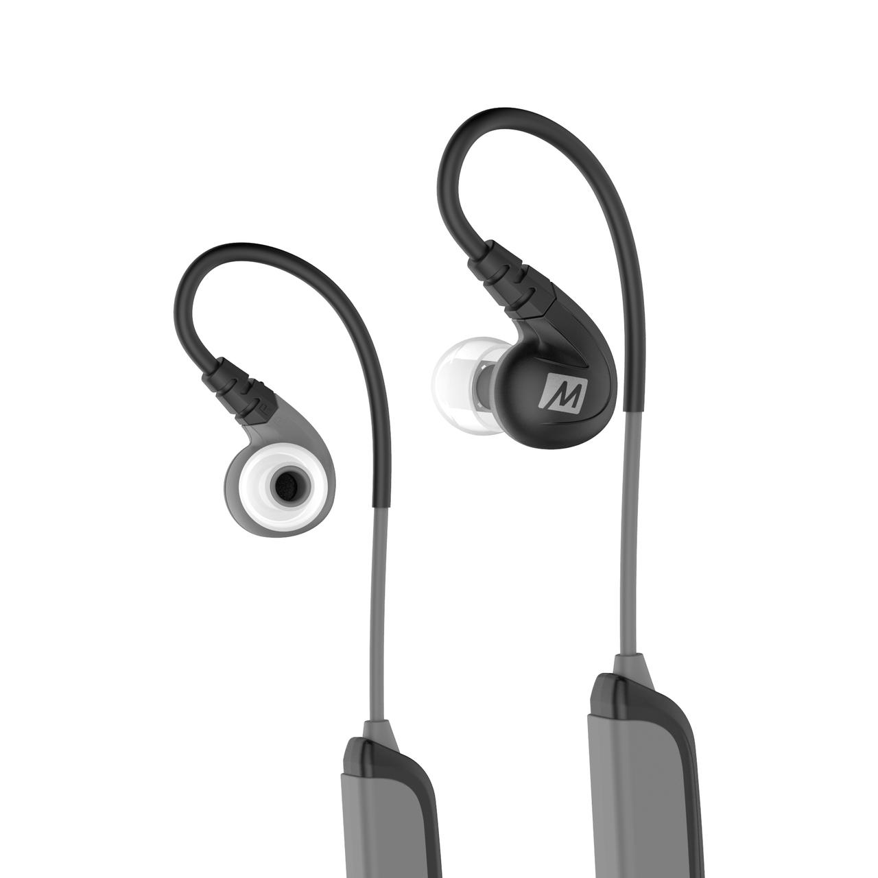 Mee Audio X8 (X 8) Słuchawki dokanałowe (sportowe) bezprzewodowe Bluetooth z regulacją głośności i sterowaniem Polska Gwarancja