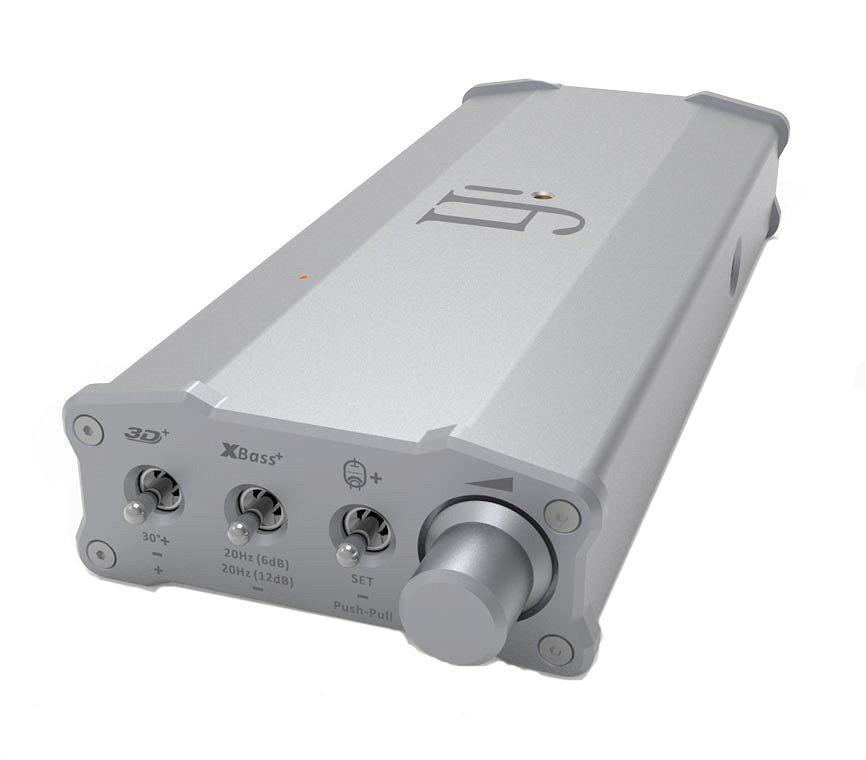 IFi Audio micro iTube 2 (i-Tube2) Przedwzmacniacz / bufor lampowy Polska Gwarancja