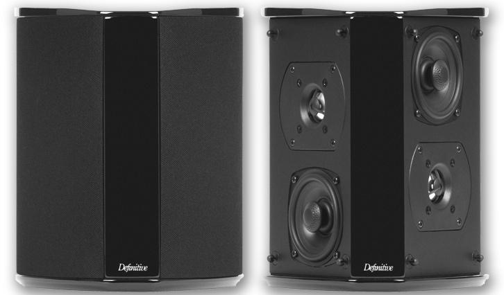 Definitive Technology SR-8040BP (SR8040BP) Kolumny stereo (surround) - 2szt. EX DEMO Polska Gwarancja