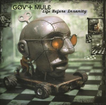 Gov't Mule - Life Before Insanity Płyta winylowa (2LP, 180g) Polska Gwarancja
