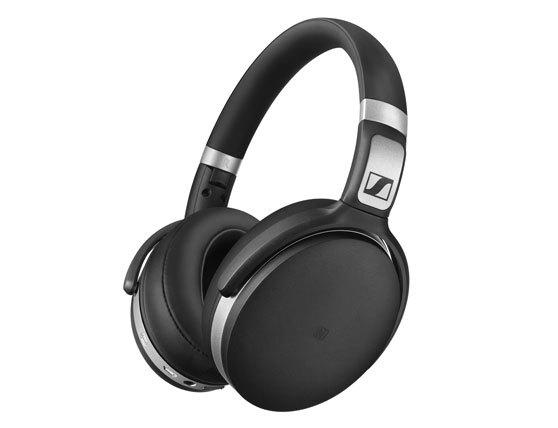 Sennheiser HD 4.50 BTNC (HD4.50BTNC) słuchawki bezprzewodowe Bluetooth nauszne z mikrofonem i aktywną redukcja szumów NoiseGard Polska Gwarancja