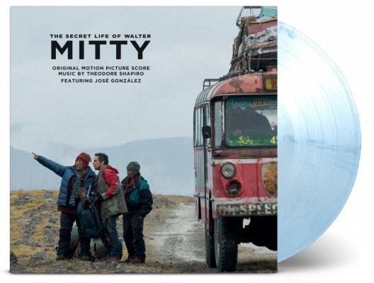 OST Secret Life Of Walter Mitty Soundtrack Płyta winylowa (180g) Polska Gwarancja
