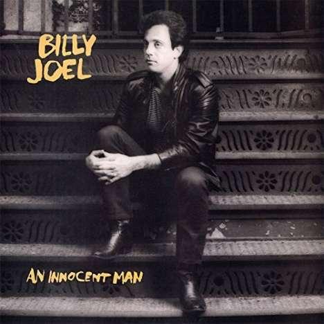 Billy Joel - An Innocent Man Płyta winylowa (180g) Polska Gwarancja