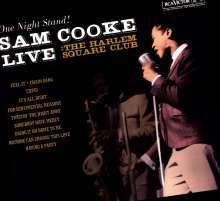 Sam Cooke - Live At The Harlem Square Club Płyta winylowa (180g) Polska Gwarancja