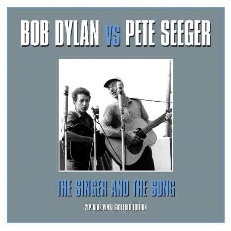 Bob Dylan & Pete Seeger - The Singer And The Song Płyta winylowa (2LP, 180g) Polska Gwarancja