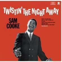 Sam Cooke - Twistin' The Night Away Płyta winylowa (180g) Polska Gwarancja