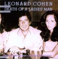 Leonard Cohen - Death Of A Ladies' Man Płyta winylowa (180g) Polska Gwarancja