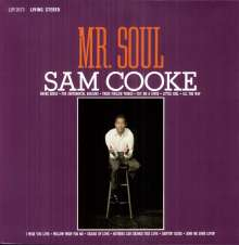Sam Cooke - Mr. Soul Płyta winylowa (180g) Polska Gwarancja