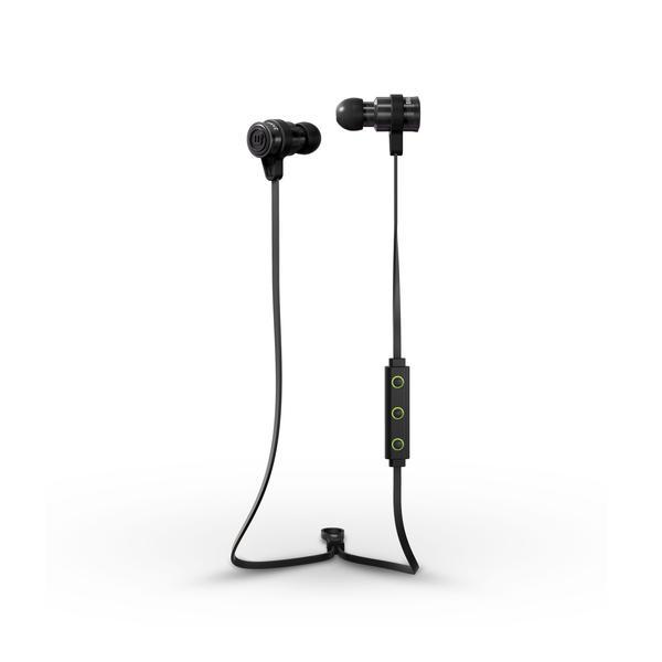 Brainwavz BLU-100 (BLU100) Dokanałowe słuchawki Bluetooth z aptX, redukcją szumów i pilotem Polska Gwarancja