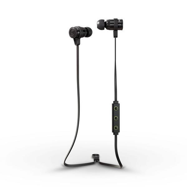 Brainwavz BLU-200 (BLU200) Słuchawki dokanałowe Bluetooth 4.0 z aptX, pilotem i redukcją szumów Polska Gwarancja
