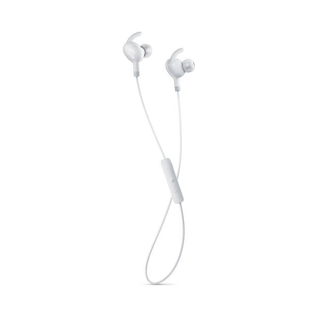 JBL Everest 100 (Everest100) Słuchawki dokanałowe Bluetooth z regulacją głośności i mikrofonem Kolor: Czarny Polska Gwarancja