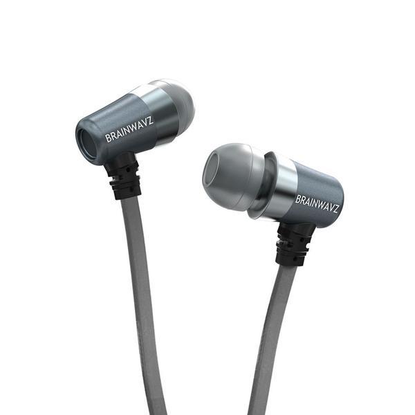 Brainwavz S1 (S-1) IEM Słuchawki dokanałowe z pilotem i mikrofonem do urządzeń Apple Polska Gwarancja