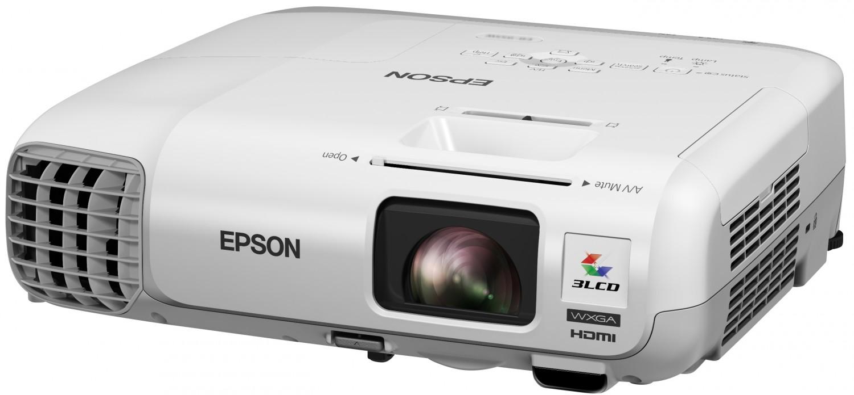 Epson EB-955WH (EB955WH) Projektor prezentacyjny z HD Ready Polska Gwarancja