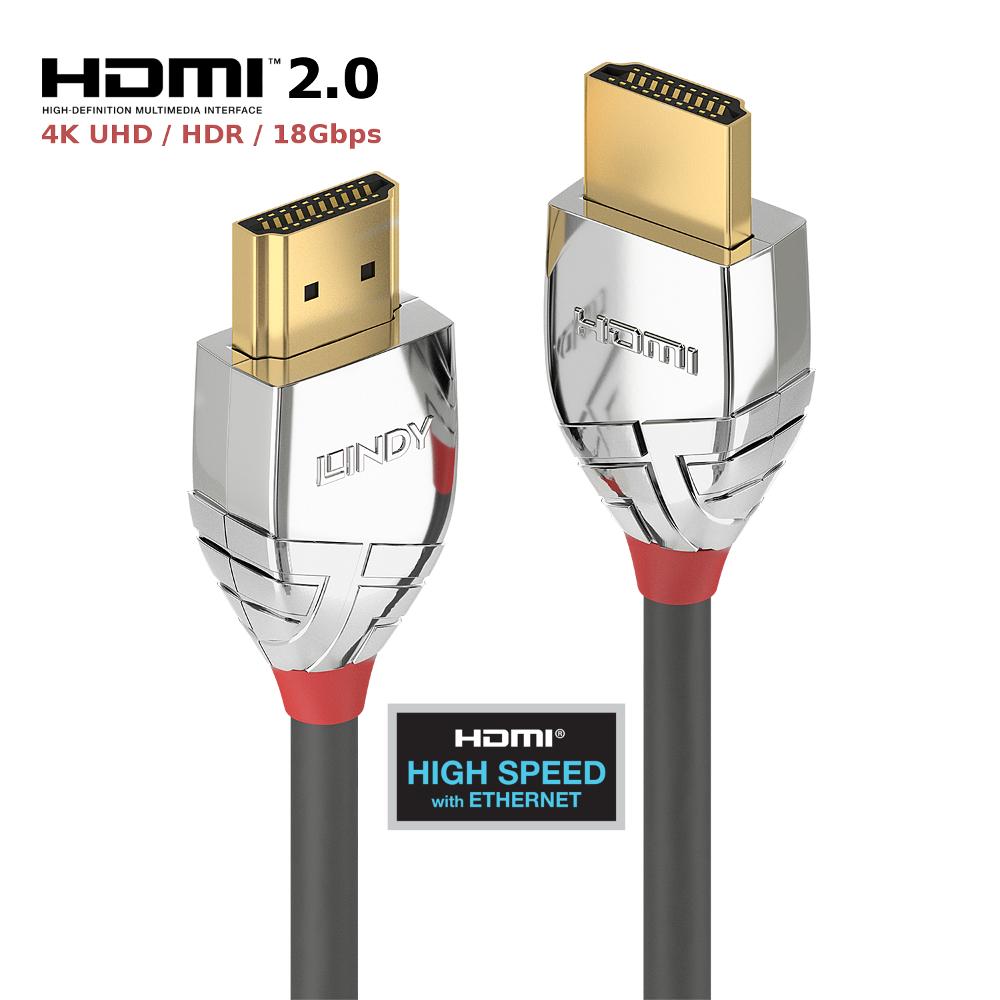 Kabel HDMI 2.0 / HDMI 2.1
