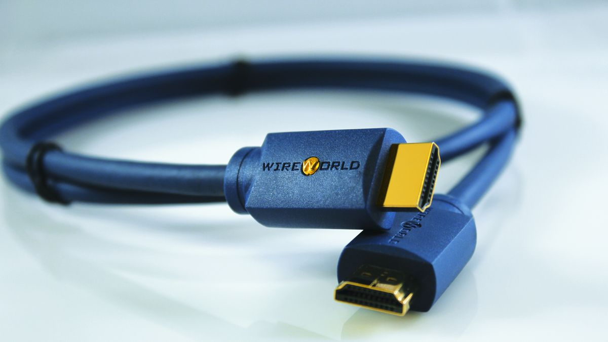 Wireworld Sphere Hdmi Cable With High Speed 4k Ultra Hd Ethernet Kabel To 3 Rca 15m
