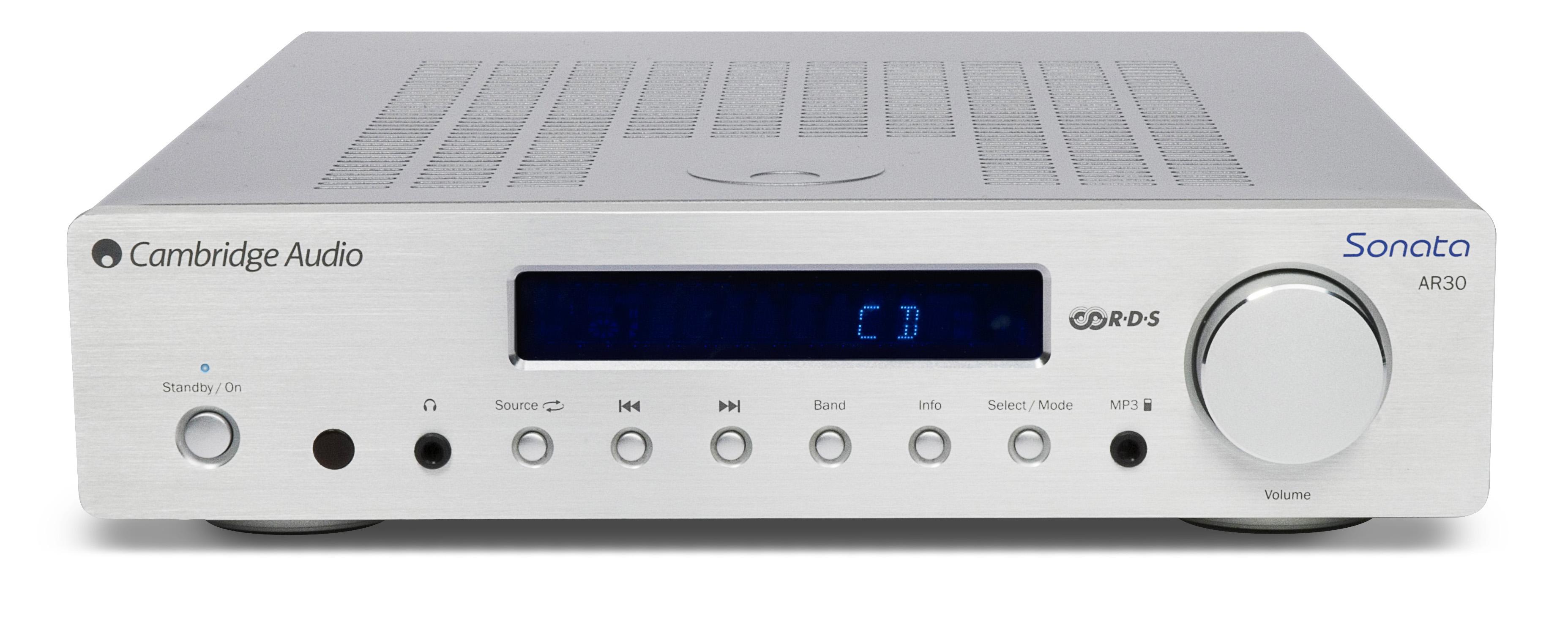 Cambridge Audio Sonata AR 30 (AR30) Amplituner stereo Kolor: Jasny Polska Gwarancja