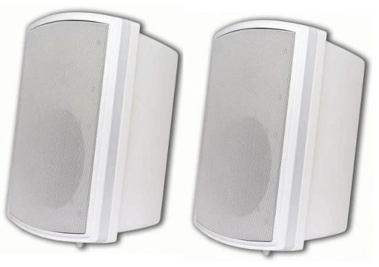 ArtSound AS50 (AS 50) Głośnik ścienny/sufitowy do podwieszenia (czarny, biały) - 2szt. Kolor: Czarny Polska Gwarancja