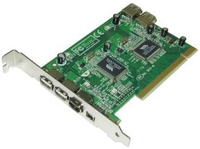 Karta USB 2.0 na PCI 2.0 (32 Bit) Lindy 51064 Polska Gwarancja