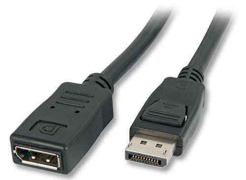 Przedłużacz kabla Display Port (DisplayPort) Lindy 41330 - 1m Polska Gwarancja