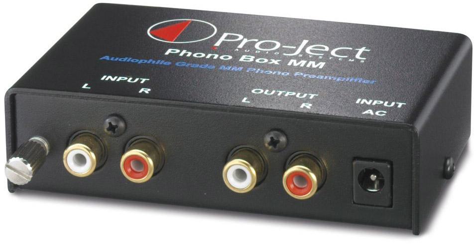 Pro-Ject Phono BOX MM (PhonoBOXMM) Przedwzmacniacz gramofonowy MM Polska Gwarancja