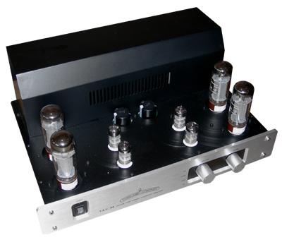 Vincent TAC-34 (TAC34) Wzmacniacz stereo lampowy 40W Polska Gwarancja