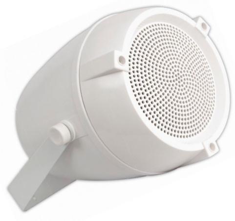 ArtSound PSW20 (PSW 20) Głośnik kierunkowy 100V/70V wodoodporny do podwieszenia (biały) - 1szt. Polska Gwarancja