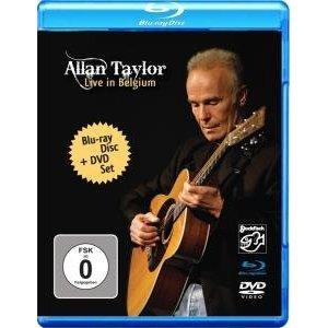 Płyta Blu-ray + DVD Allan Taylor - Live in Belgium Polska Gwarancja
