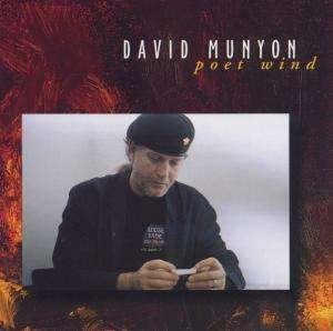 Płyta CD David Munyon - Poet Wind Polska Gwarancja
