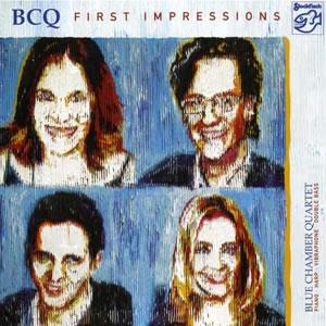 Płyta SACD hybrydowa Blue Chamber Quartet - First Impression Polska Gwarancja