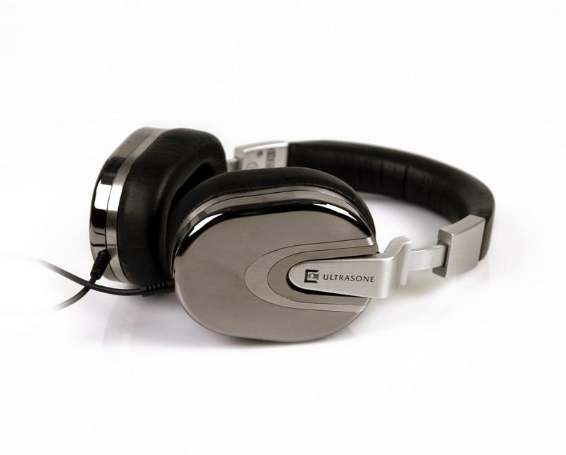 Słuchawki Ultrasone Edition 8 Słuchawki przewodowe audiofilskie Kolor: Ruthenium Polska Gwarancja