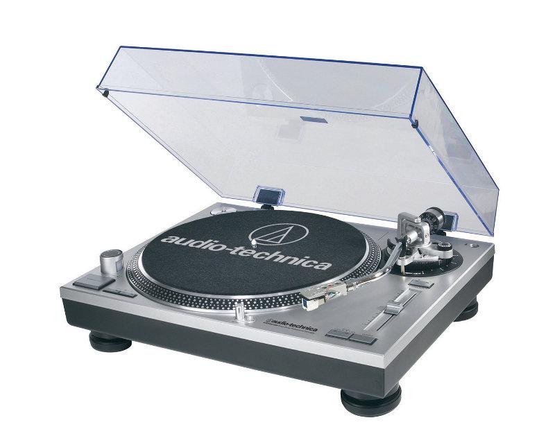 Audio-Technica AT-LP 120 USB (LP120) Gramofon z przedwzmacniaczem Polska Gwarancja