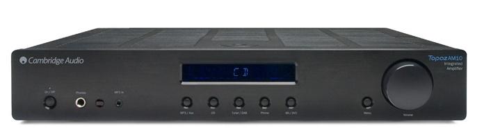 Cambridge Audio Topaz AM 10 (AM10) Wzmacniacz zintegrowany stereo 35W Polska Gwarancja