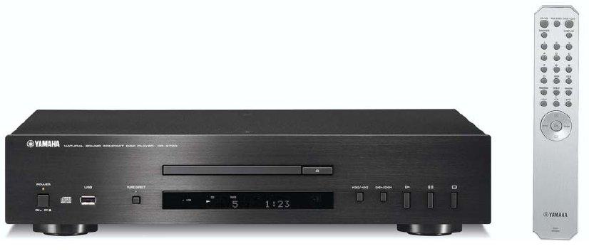 Yamaha CD-S700 (CDS700) Odtwarzacz płyt CD Kolor: Ciemny Polska Gwarancja