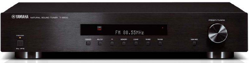 Yamaha T-S500 (TS500) Tuner radiowy stereo Kolor: Ciemny Polska Gwarancja