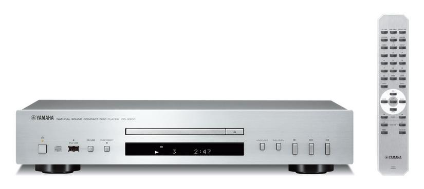 Yamaha CD-S300 (CDS300) Odtwarzacz płyt CD Kolor: Ciemny Polska Gwarancja