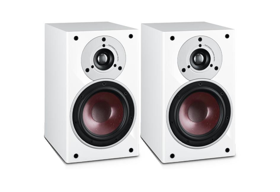 Dali Zensor 1 Kolumny stereo (surround) - 2szt Kolor: Biały Polska Gwarancja