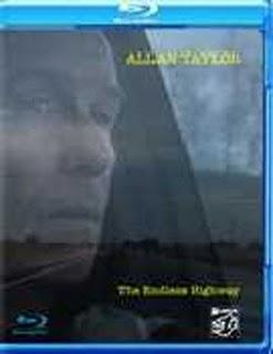 Allan Taylor - The Endless Highway 7063.2 płyta Blu-Ray + płyta DVD Polska Gwarancja