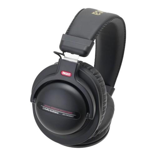 Audio-Technica ATH-PRO5MK3 (PRO5 MK3) Słuchawki przewodowe studyjne Kolor: Moro Polska Gwarancja