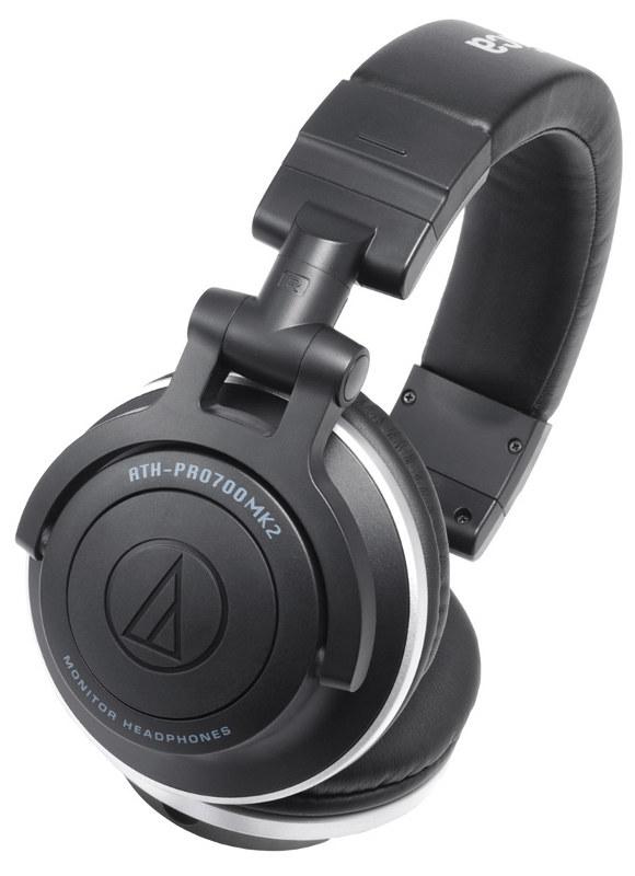 Audio-Technica ATH-PRO700MK2 (PRO-700 MK2) Słuchawki przewodowe  Polska Gwarancja