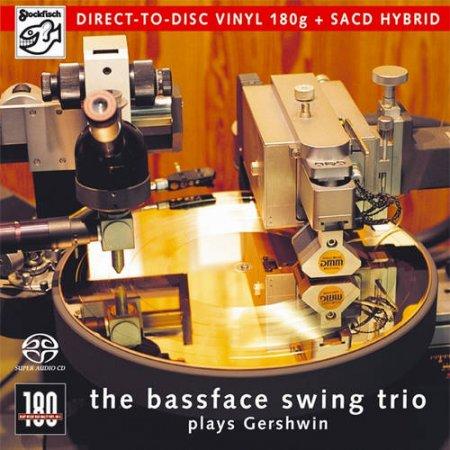 The Bassface Swing Trio - Plays Gershwin 4045.2 płyta DC-SACD Polska Gwarancja