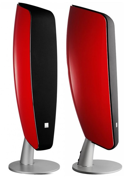 Dali Fazon F5 Kolumny stereo podłogowe - 2szt nagroda od EISA 2011 Kolor: Czerwony Polska Gwarancja