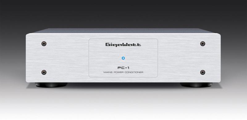 GigaWatt PC-1 EVO (PC1 EVO) kondycjoner sieciowy - 4 gniazda Kabel w zestawie: LC-2 (MK3) 1,5m, Kolor: Czarny Polska Gwarancja