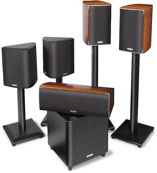 Polk Audio RTi A1 RTiA1 Bookshelf Surround Speakers