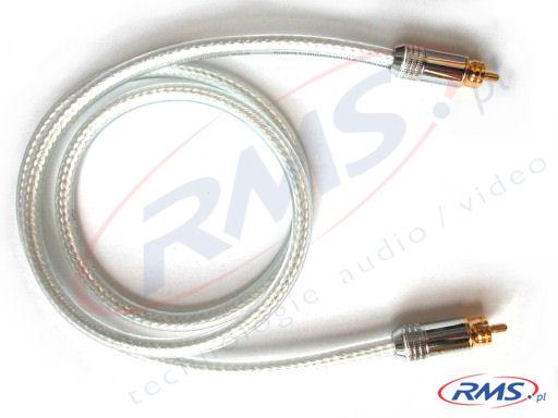 Interkonekt RCA-RCA Coaxial Techlink XS1315 (7001315) - 1,5m wersja OEM Polska Gwarancja