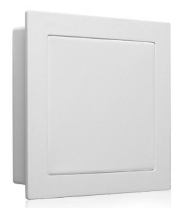 Monitor Audio Soundframe SF3 Dyskretny głośnik ścienny (Imitacja obrazu - różne wzory) Kolor: Biały błyszczący Polska Gwarancja